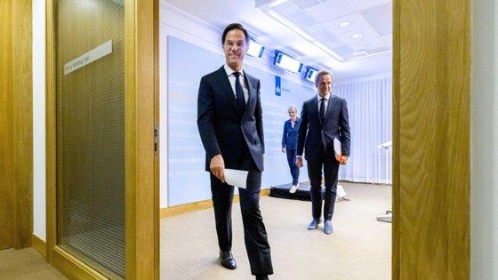O número de casos ativos na Holanda pode ser agora de cerca de 145.000, de acordo com o Instituto de Saúde Pública deste país