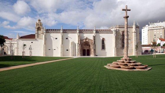 """A recuperação do Convento de Jesus tem sido um """"processo longo"""", que começou em 2002."""