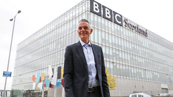 Tim Davie novo diretor geral da estação pública britânica