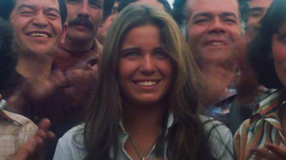 """Sandra Mozarowsky morreu quando tinha apenas 18 anos num """"estranho"""" acidente"""