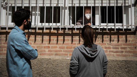 Madrid é uma das cidades europeias com mais casos diários de Covid-19 nas semanas recentes