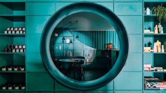 A Banema Studio abriu há menos de um mês em Campo de Ourique. A loja é dedicada a objetos de design e a acessórios de decoração