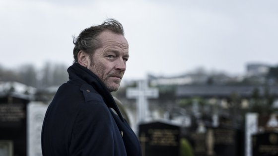 """Iain Glen é o protagonista de """"Jack Taylor"""", uma das séries em destaque neste Acorn TV"""