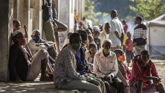 A província de Cabo Delgado, norte de Moçambique, é há três anos palco de ataques armados por grupos considerados terroristas