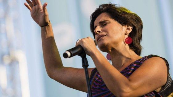 A cantora tem previsto, depois de Portugal, uma digressão por palcos europeus