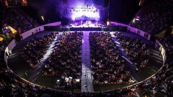 O Campo Pequeno (na imagem), em Lisboa, tem acolhido vários concertos desde que os espectáculos culturais voltaram a ser permitidos