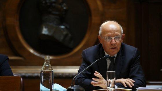 Augusto Santos Silva foi um dos participantes na 4.ª Conferência de Lisboa