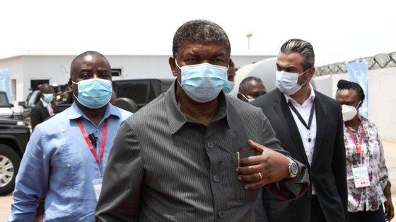 João Lourenço, Presidente de Angola, falava após inaugurar uma fábrica de montagem de eletrodomésticos