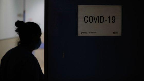 Pandemia criou constrangimentos na resposta do Hospital de Almada.