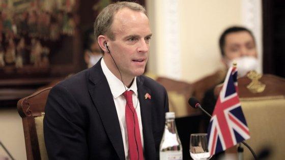 """Ministro dos Negócios Estrangeiros britânico assegurou que """"estão acabados"""" os tempos em que Bruxelas mantinha o Reino Unido com """"a corda na garganta""""."""