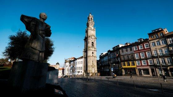 """Atualmente no Brasil, Clara Haddad confessa-se """"apaixonada"""" pelo Porto, cidade que escolheu há 16 anos para viver e que garante """"não trocar por mais nenhuma"""""""