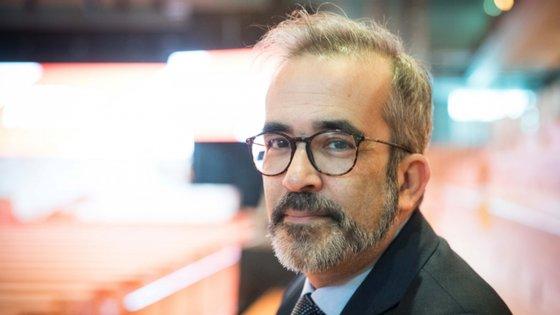 Paulo Rangel lidera a bancada do PSD no Parlamento Europeu