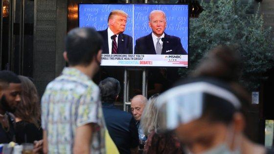 O debate da última terça-feira foi caótico e ficou marcado por insultos e ataques pessoais