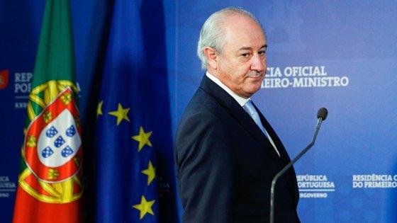 Rui Rio esteve com Lobo Xavier na reunião do Conselho do Estado na passada terça-feira, no Palácio da Cidadela, em Cascais