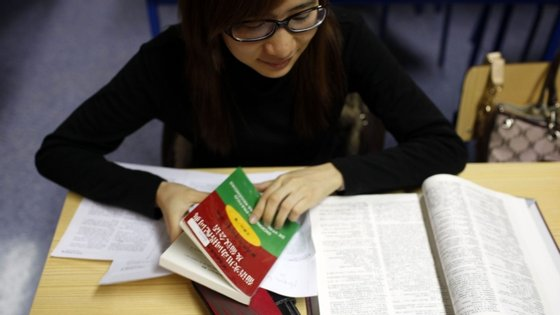 """A licenciatura em Tradução e Interpretação Português/Chinês —Chinês/Português """"está limitada neste semestre"""""""