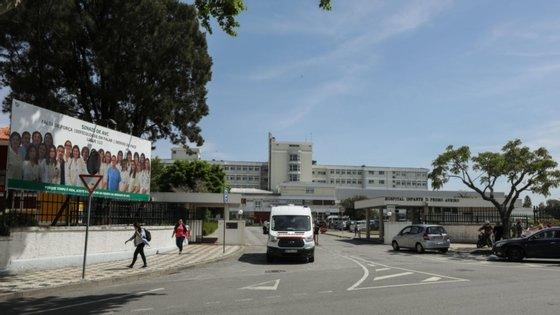 """A primeira fase do projeto """"ZONA +"""" no Hospital de Aveiro iniciou-se há um ano, com a colocação de quiosques interativos"""