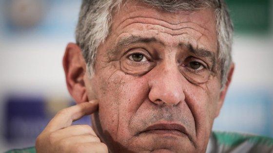Fonte foi dispensado da seleção portuguesa, devido a um teste positivo à Covid-19, tendo sido substituído por Domingos Duarte, tinha anunciado antes o organismo federativo