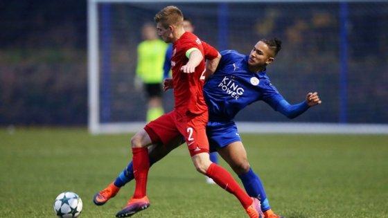 Faiq Bolkiah, internacional pelo Brunei apesar de ter nascido nos EUA, deixou a equipa reserva do Leicester e reforçou o Marítimo