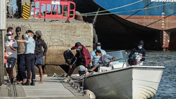 """O partido quer ouvir também o ministro sobre a """"forma e em que condições está a ser feito o acolhimento de migrantes em situação irregular em Portugal"""""""