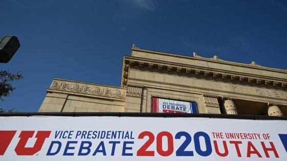 O debate vai decorrer na University of Utah, em Salt Lake City, e começará às 2h00 de quinta-feira (hora de Lisboa)