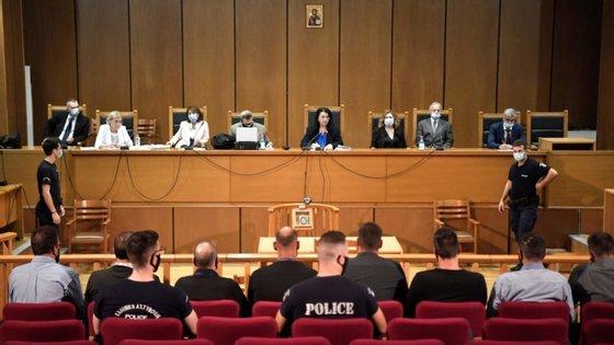 O julgamento que chegou ao fim esta quarta-feira durou cinco anos