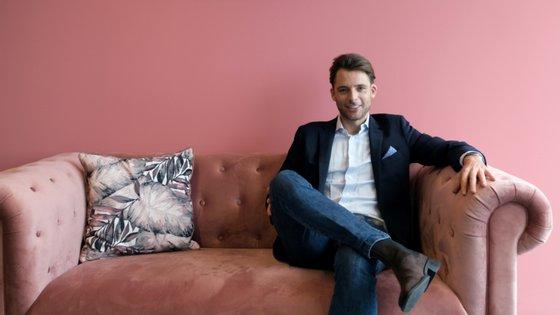O holandês Robert Vis cofundou a empresa em 2011 juntamente com Adriaan Mol