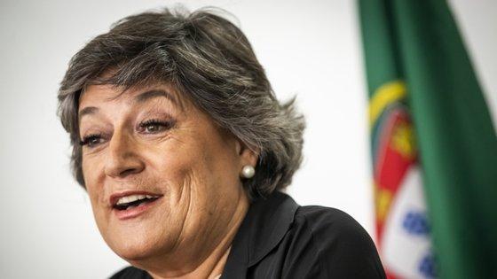 """Ana Gomes diz que não fala """"com o secretário-geral do PS para aí... há dois anos""""."""