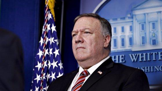 Imprensa norte-americana diz que decisão pode ser anunciada esta quinta-feira, eventualmente pelo Secretário de Estado Mike Pompeo.