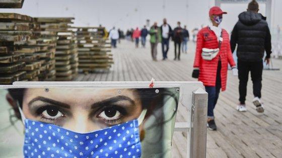 A Polónia registou esta quinta-feira 4.280 contaminações pelo novo coronavírus