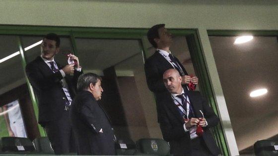 """A LPFP e a LaLiga referem que """"a renovação do acordo conta, além do mais, com um objetivo comum, o apoio firme e inequívoco à candidatura de Espanha e Portugal ao Mundial de futebol de 2030"""""""