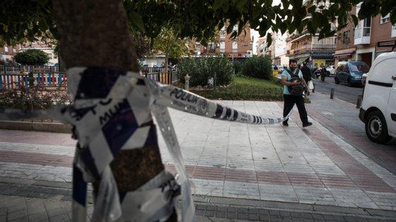 O governo central impos restrições a 4,5 milhões de pessoas na comunidade de Madrid