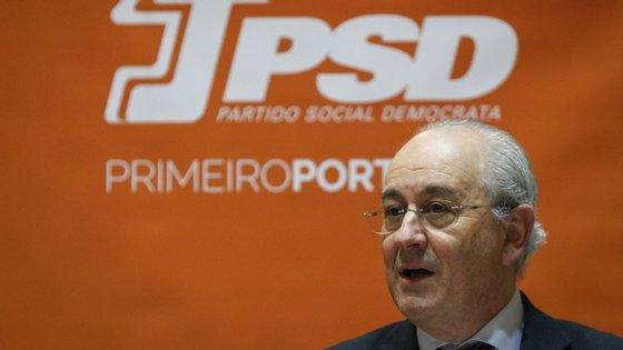 As jornadas parlamentares do PSD serão encerradas pelo deputado e presidente do PSD, Rui Rio