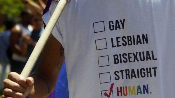 """Maria do Céu Costa, 26 anos, defende que a homossexualidade """"não passa de uma variante natural da atração sexual, do envolvimento amoroso e emocional das pessoas"""""""