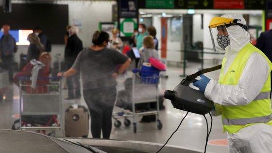 """O espaço acolhe agora """"apenas os cidadãos estrangeiros com recusa de entrada em Portugal"""""""