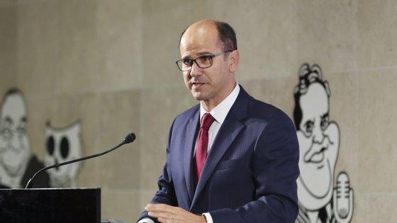 """Para o presidente executivo dos CTT, João Bento, a aceleração da queda do correio é """"um desafio de transformação do portefólio de negócios"""""""