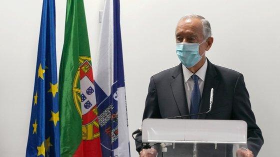 """Admitiu, assim, que na escolha foi """"influenciado"""" pela posição de Rui Rio, líder do PSD"""