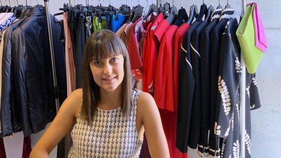 Catarina Nogueira começou a receber pedidos de pessoas que tinham encerrado a sua loja e que queriam vender o stock