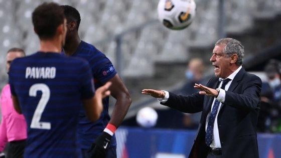 Fernando Santos fez em Paris o nono jogo da Liga das Nações, somando seis vitórias, três empates, nenhuma derrota... e um título