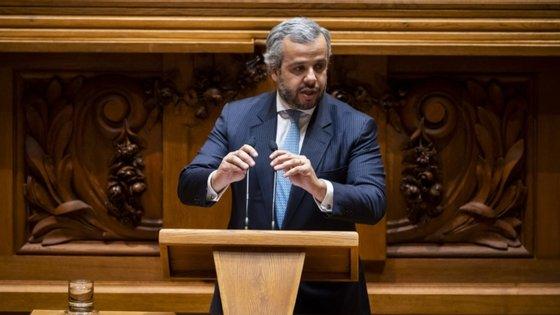 """Na ótica de João Gonçalves Pereira, que é também deputado, esta é a """"forma de mostrar que o CDS não quer participar neste embuste"""""""