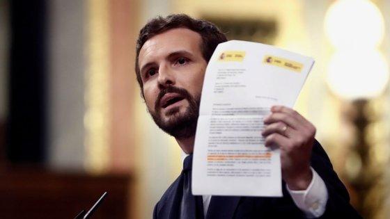 """A partir de uma notícia de jornal, o líder do PP pediu """"responsabilidades"""" para um Governo que tinha ignorado 11 alertas oficiais. Afinal não foi bem assim..."""