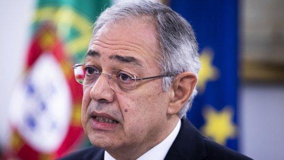 Vítor Caldeira cumpriu um mandato no Tribunal de Contas português, entre 2016 e 2020, depois de ter estado oito anos no Tribunal de Contas Europeu