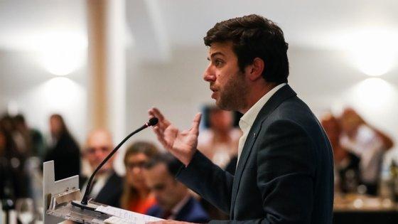 Francisco Rodrigues dos Santos, que esteve esta segunda-feira no INESC TEC para conhecer a aplicação de rastreio 'Stayaway Covid' salientou a utilidade deste recurso tecnológico