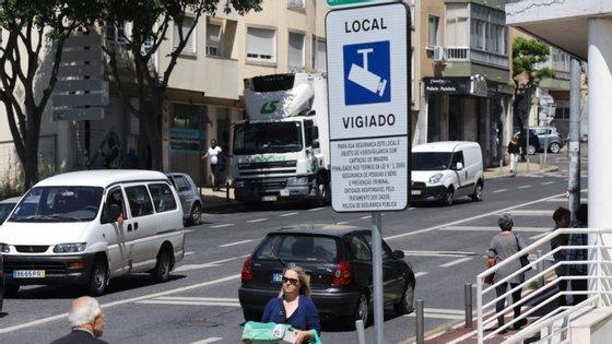 Nesta última década, o sistema de videovigilância da baixa de Coimbra esteve a funcionar entre 2013 e 2016