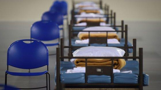 """O reforço surge depois de, na última semana, se ter verificado """"uma sobrelotação do Serviço de Urgência Médico-Cirúrgica da Unidade de Caldas da Rainha"""