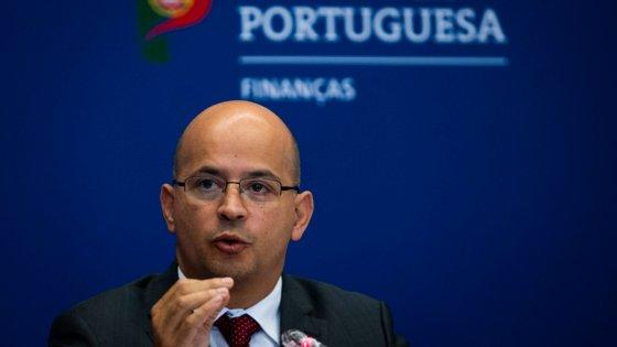 O ministro das Finanças, João Leão, apresentou na terça-feira de manhã o Orçamento do Estado para 2021
