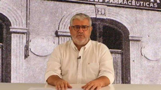 """Francisco Benitez liderava a candidatura """"Servir o Benfica"""""""