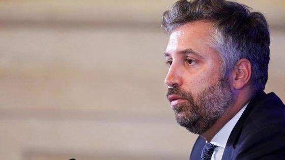 """Para Pedro Nuno Santos, essencial é definir """"as próximas apostas no que diz respeito a novas ligações"""" ferroviárias"""