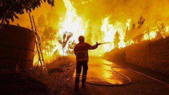Passaram três anos desde os incêndios que assolaram o Centro e Norte do país