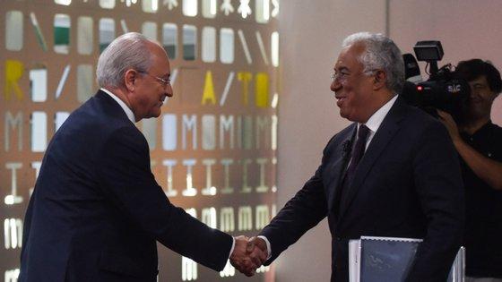 Rio e Costa decidiram indicar os candidatos às CCDR dos partidos e garantir apoio para a eleição.