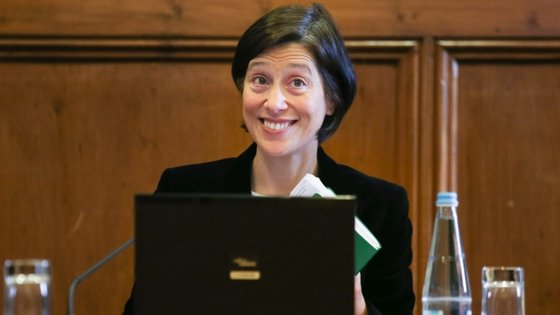Cristina Casalinho é a presidente do IGCP.